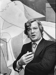 Robert Hughes, 1938-2012