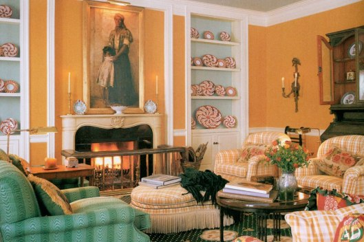 At Home: Oprah Winfrey's Indiana Farmhouse (ca 2003)