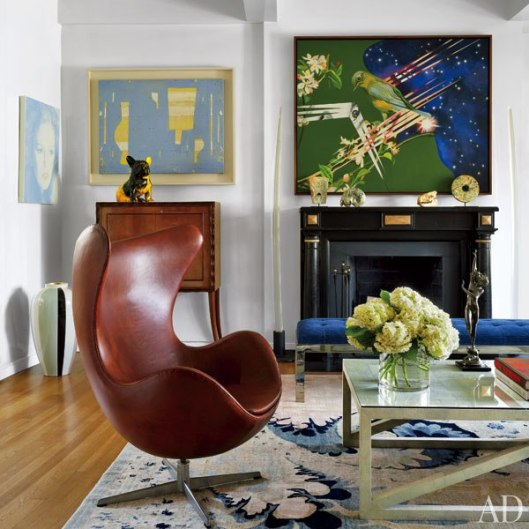 At Home: Jay McInerney and Anne Hearst
